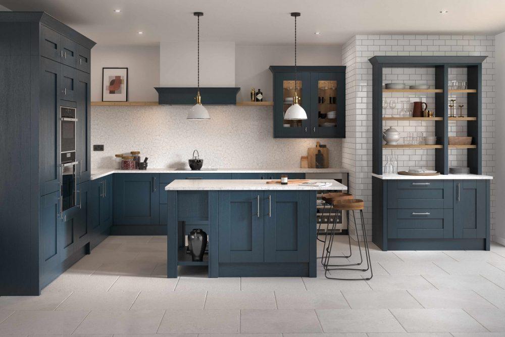 Milbourne Hartforth Blue